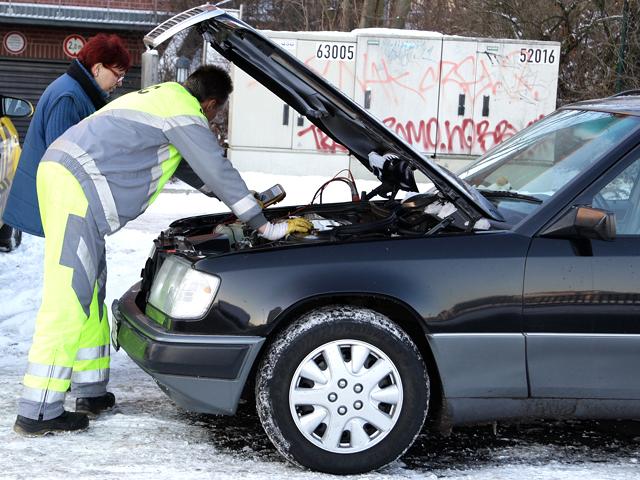 Car Breakdown Roadside Assistance